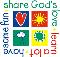Share God's love. Learn a lot. Have some fun